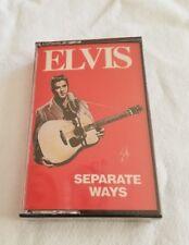Separate ways ELVIS Elvis Presley CASSETTE Tape SEALED