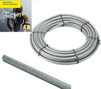 PE-Xc-Rohr Raxofix 16 x 2.2mm silbergrau im Ring je 50 Meter, ohne Schutzrohr