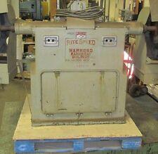 Hammand Grinding Polishing Buffing Machine 3-RR 2577LR