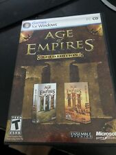 Age of Empires III: Gold Edition (PC, 2007) - AOE III 3 - COMPLETE!