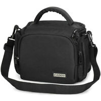 CADeN Sling Compact Camera Single Shoulder Bag for Nikon Canon Sony SLR/DSLR