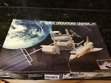 REVELL SPACE OPERATIONS CENTER  W/ SHUTTLE & SATELLITES 1/144 SCALE  MODEL KITS