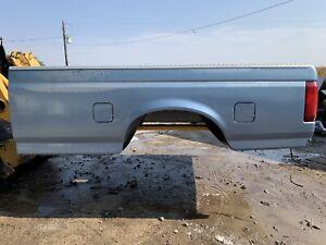 Rust Free 87-97 Ford Pickup Box 8' OBS Long Bed Dual Tanks F150 F250 F350