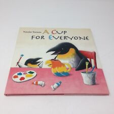 A Cup for Everyone by YUSUKE YONEZU 2008 1st ed. HC + DJ - Like New condition