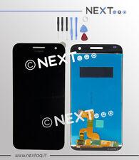 Schermo Display touch screen Huawei G7 nero+ kit riparazione