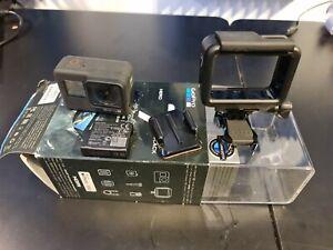 GoPro 7 Black Waterproof Action Camera 4k HD 12mp
