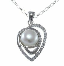 Unbranded Natural Pearl Fine Necklaces & Pendants