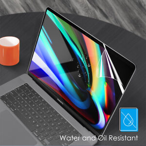 Clear Screen Protector HD Protective Film Compatible for MacBook Pro/Air 13-16''