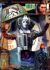 Tv Zone Magazine 65 Issues Cult Sci Fi Film On Usb Flash Drive