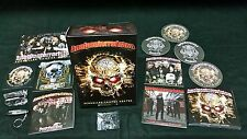 KNEIPENTERRORISTEN -  SCHNELLER LAUTER HÄRTER ULTRA EDITION BOX inc. 5 CDs etc.