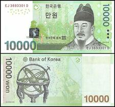 South Korea 10,000 (10000) Won, 2007, P-56, UNC