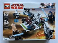 LEGO Star Wars 75206 Jedi & Clone Troopers Battle Pack - New Sealed