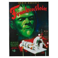 Filmplakat Leinwand Frankenstein Kino Poster 50 x 70 cm Kinoplakat Bild NEU/OVP