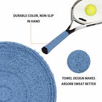 Badminton Tennis Racquet Racket Big Reel Towel Grip Roll Non Slip Sweatband Tape