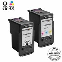 2PK PG-240XL CL-241XL Inkjet Cartridge for Canon PIXMA MG and MX Series Printers