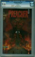 Preacher Preview #nn 0 CGC 9.6 1st Appearance of Jesse Cassidy Tulip Predates 1