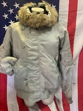 Alpha Industries Parka winter jacket Size XL