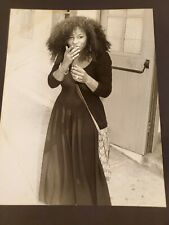 Chaka Kahn  VINTAGE PRESS 7x 9 PHOTO 1987  #110