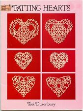 Tatting Hearts by Teri Dusenbury - Dover Needlework Series - Booklet