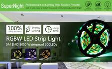 5M 5050 300leds RGBW LED Strip Lights RGB+Cool White LED Light Non-waterproof