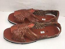 Handmade huaraches 100% piel 100% leather sandals sandalias pachucos Mexicanos