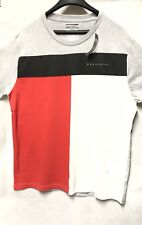 SEAN JOHN 100% COTTON MULTI COLOR T-SHIRT  in Size Large