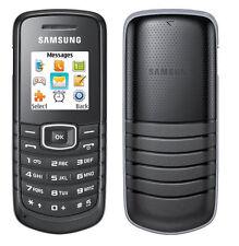 Original Samsung GT E1080W schwarz Handy NEU ✔ FACHHÄNDLER ✔ DHL BLITZVERSAND ✔