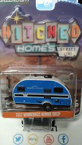 Greenlight Hitched Homes 2017 Winnebago Winnie Drop (NG123)