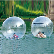 1.8M PVC inflatable water walking ball water ball dance ball with Chinese Zipper