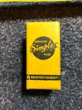 Vintage Genuine Simplex Part New 35mm Film Projectors P-3317