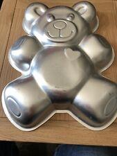 Non-Stick Baking Pan Aluminium 13.5x12.25x2 in Wilton Teddy Bear Cake Tin