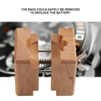 Watch Case Holder Clamp Movement Repairing Watchmaker Repair Tool Block Kit New
