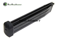WE 50rds Gas Airsoft Toy Long Magazine For WE / Marui Hi-Capa 5.1 GBB WE-MAG-006