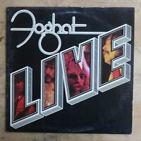 Foghat Live 1977 Vinyl LP Bearsville Records BRK 6971