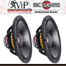 """B&C 12NW76 12"""" Neodymium Woofer 1000 Watts 8-Ohm PRO Speaker Free Shipping *PAIR"""