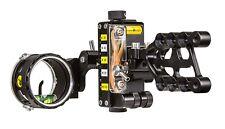 New Trophy Ridge React One Pro Hunter Bracket Single .019 Pin Sight LH AS701L19