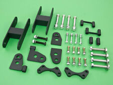 """2004-2012 Canyon/Colorado Front 2.5"""" Rear 1.5"""" Lift Kit With Shock Extender"""