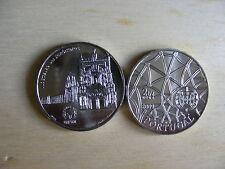 Portugal 2.50 euro Mosteiro Jeronimos Cloister 2009 UNC