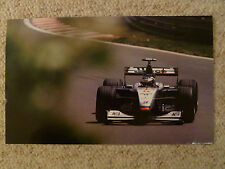 1999 Mercedes Benz Formula 1 Race Car Print Picture Poster RARE!! Awesome L@@K