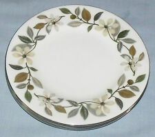 WEDGWOOD BEACONSFIELD 4 X SIDE PLATES