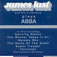 James Last & His Orchestra - Plays Abba - CD
