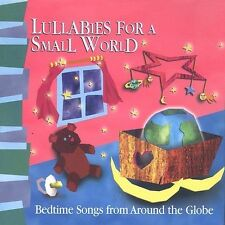 LULLABIES FOR A SMALL WORLD - V/A - CD - COMPILATION - BRAND NEW/STILL SEALED