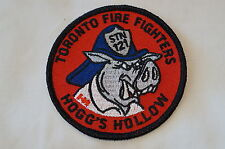 Canadian Toronto Fire Fighters Station 121 Hoggs Hollow Patch