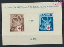 Romania block16 (complete issue) unused 1941 Red Cross (9119864