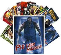 Postcards Pack [24 cards] Vintage Horror Thriller Movie Frankenstein CC1069