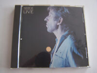 CD SERGE GAINSBOURG LIVE CD 19 TITRES 1986 , BON ETAT .