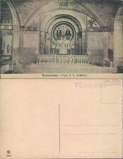 MONTECASSINO - CRIPTA DI S. BENEDETTO    (rif.fg.10590)