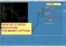 r043 PACK31 INDICATORs FOR BINARY OPTIONS forex System Metatrader 4 Windows