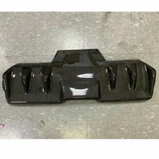 Carbon Fiber For Subaru WRX STI 4DR Bumper Spoiler 15-19 H Look Rear Diffuser