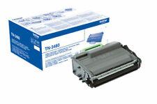 Brother TN3480 High Yield Toner Cartridge - Black